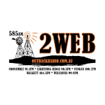 2WEB - Outback Radio 585 AM